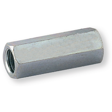 Threaded socket M12 x 36 mm zinc-plated